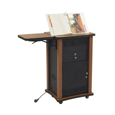 Oklahoma Sound Corporation The Wizard Lectern