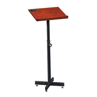 Oklahoma Sound Corporation Veneer Radius Speaker Stand