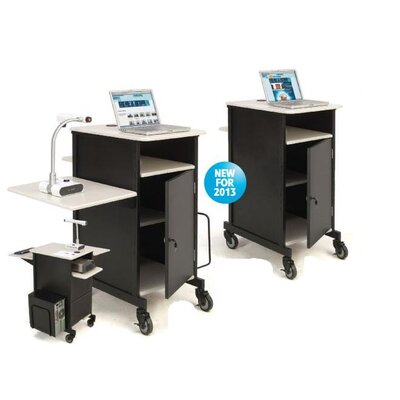 Oklahoma Sound Corporation Jumbo Plus Presentation Cart