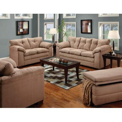 Simmons Upholstery Living Room Collection