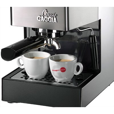 Gaggia Classic Semi-Automatic Espresso Machine