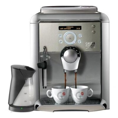 Gaggia Platinum Vision Espresso Machine with Milk Island