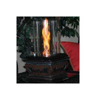 The Outdoor GreatRoom Company Serenity Tabletop Gel Fuel Fireplace
