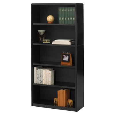 "Safco Products Company Value Mate Series Bookcase, 5 Shelves, 31.75"" Wide"