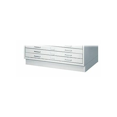 Safco Products Company Facil Flat File Closed Base (Base Only)