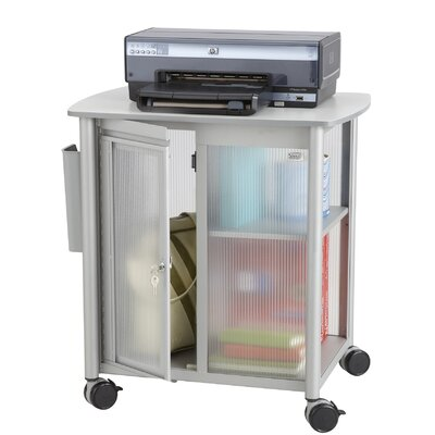 "Safco Products Company Impromptu 26.75"" Personal Mobile Storage Center"