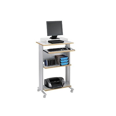 Safco Products Company MUV Fixed Stand-Up Workstation