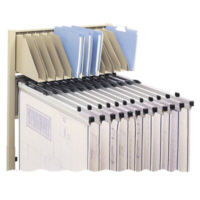 Safco Products Company Data File and Extension Filing Cart