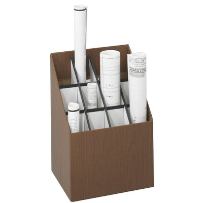 Safco Products Company Corrugated Roll Files Filing Box