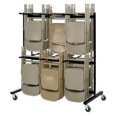 Safco Products Company Two-Tier Chair Cart