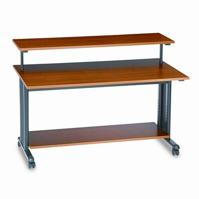 """Safco Products Company MUV 48"""" W Height-Adjustable Workstation"""