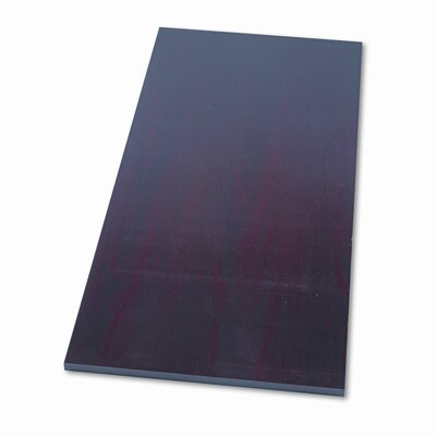"Safco Products Company 0.75"" x 42"" Laminate Top for Lateral Files"