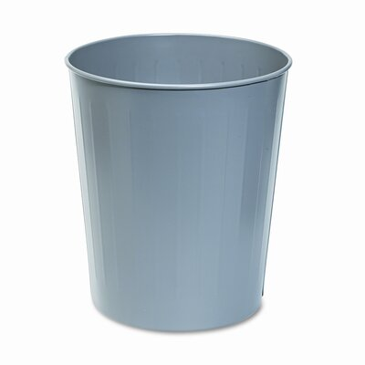Safco Products Company 23.5 Quart Round Wastebasket