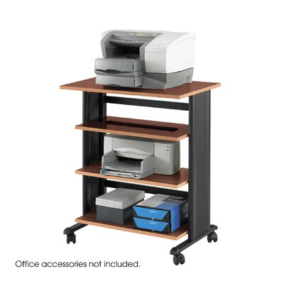 Safco Products Company Muv Four Level Adjustable Printer Stand