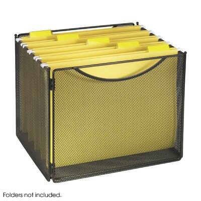 Safco Products Company Desktop File Storage Box