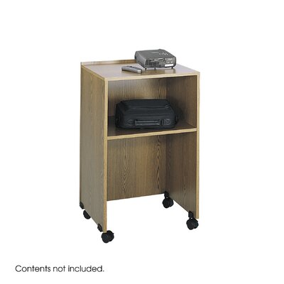 Safco Products Company Lectern Base/Media Cart Base