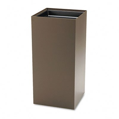 Safco Products Company Public Square Recycling Container, 31 Gal