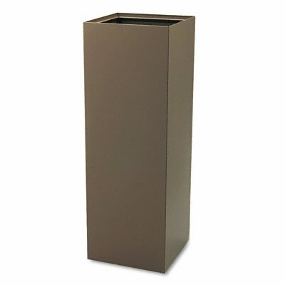 Safco Products Company Public Square Recycling Container, 42 Gal