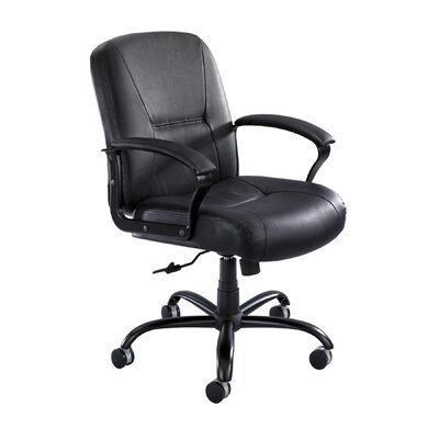 Safco Products Company Serenity Big and Tall Mid-Back Chair
