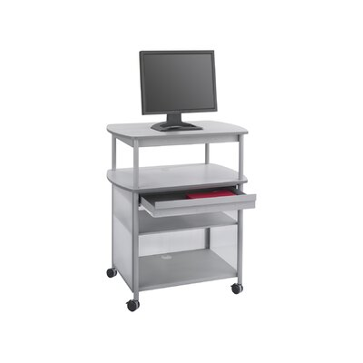 Safco Products Company Impromptu Flat Panel AV Cart