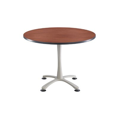 "Safco Products Company Cha-Cha™ 42"" Round Table, X Base"