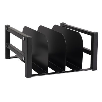 Safco Products Company File/Binder Flipper Cabinet Organizer in Black