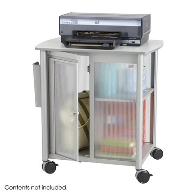 Safco Products Company Impromptu Personal Mobile Storage Center