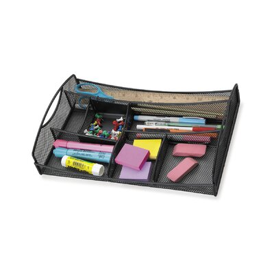 Safco Products Company Onyx Mesh Drawer Organizer