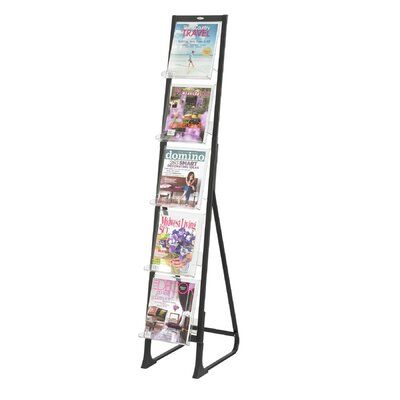 Safco Products Company In-View Free Standing Display