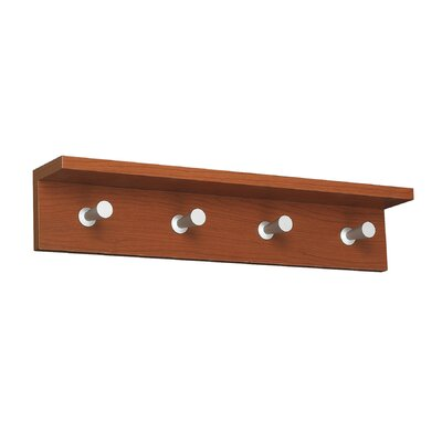 Safco Products Company Contempo Wood Coat Rack