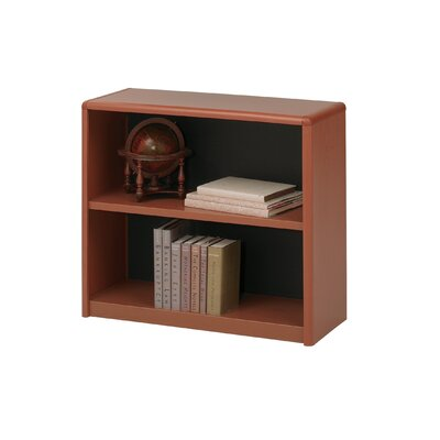 Safco Products Company Value Mate Series Bookcase, 2 Shelves