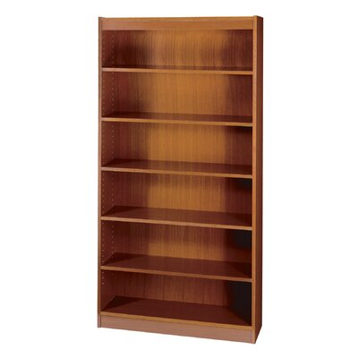 "Safco Products Company 72"" H Square-Edge Bookcase"
