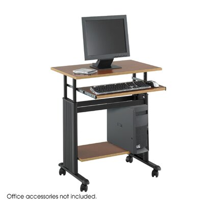 "Safco Products Company MUV 30"" W Adjustable Workstation"