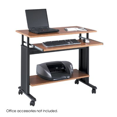 "Safco Products Company MUV 36"" W Adjustable Workstation"