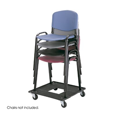 Safco Products Company Stacking Chair Dolly