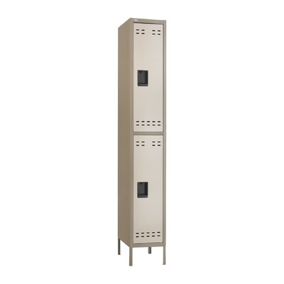 Safco Products Company Double-Tier Lockers