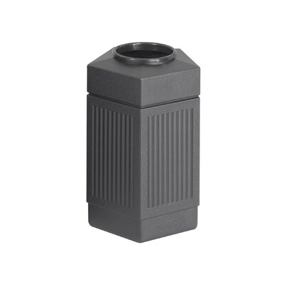 Safco Products Company Canmeleon Indoor/Outdoor Receptacle, 30 Gal
