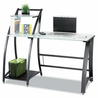 "Safco Products Company Xpressions Computer Workstation, 53.25"" Wide"