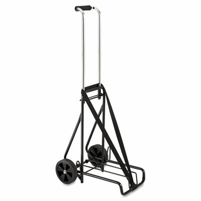 Safco Products Company 250 Lb. Capacity Luggage Cart