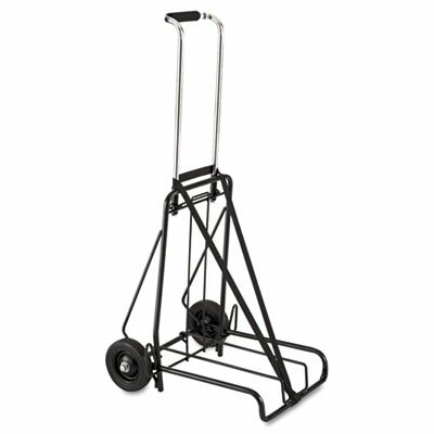 Safco Products Company 175 Lb. Capacity Luggage Cart