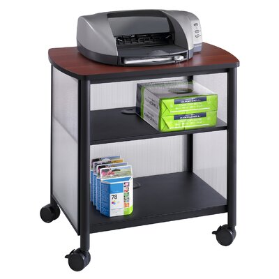 Safco Products Company Impromptu Machine Stand, 1-Shelf
