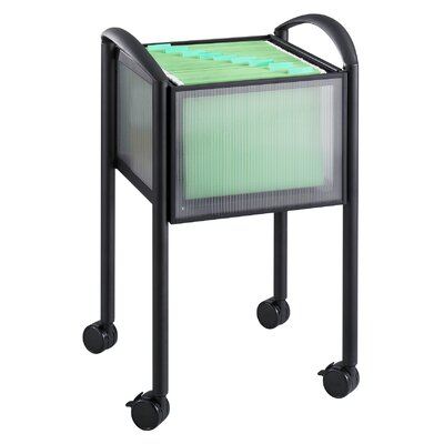 "Safco Products Company 25"" Open File Cart"