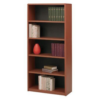 Safco Products Company Value Mate Series Bookcase, 5 Shelves