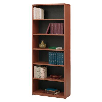 Safco Products Company Value Mate Series Bookcase, 6 Shelves