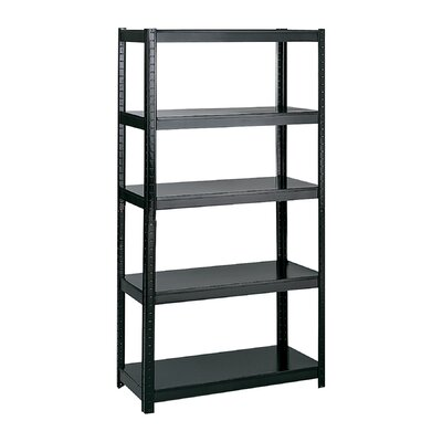 "Safco Products Company Boltless 72"" H 4 Shelf Shelving Unit Starter"