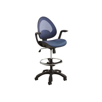 Safco Products Helix Extended Height Chair