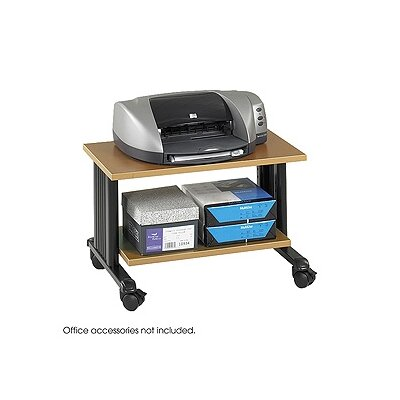 Safco Products Company MUV 2 Level Adjustable Printer Stand
