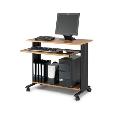 "Safco Products Company MUV 36"" W Fixed-Height Workstation"