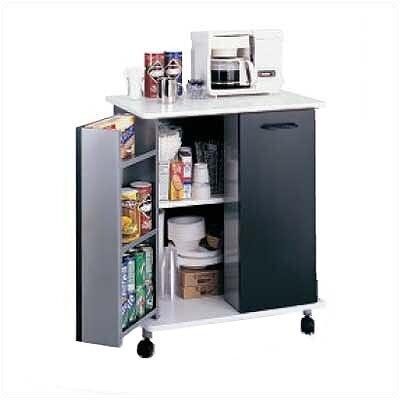 Hazelwood Home Microwave Cart & Reviews Wayfair