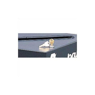Safco Products Company Public Square 37 Gallon Industrial Recycling Bin